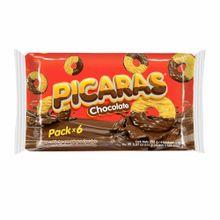 Galletas-WINTER-PICARAS-CHOCOLATE-Cobertura-sabor-a-chocolate-paquete-6un