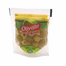 Aceitunas-verdes-en-Conserva-OLIVALLE-Deshueszadas-Doypack-160g