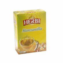 infusiones-herbi-manzanilla-caja-100g
