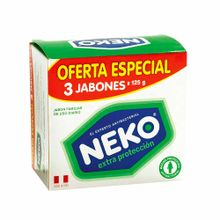jabon-medicado-neko-extra-proteccion-3pack-375g