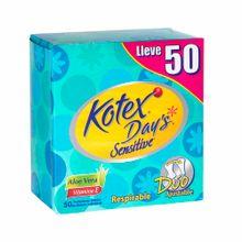 protector-diario-kotex-sensitive-caja-50un