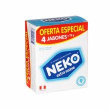 jabon-medicado-neko-extra-suave-4pack-300g