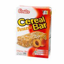 cereal-costa-cereal-bar-durazno-caja-168g