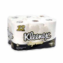 papel-higienico-de-triple-hoja-kleenex-supreme-pqte-12unid