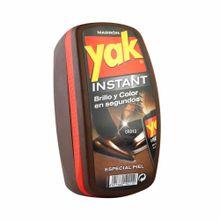 esponja-limpia-calzado-yak-instant-marron-caja