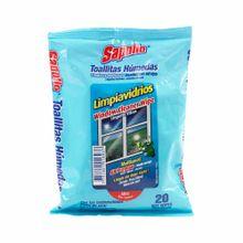 limpia-vidrios-sapolio-toallitas-humedas-sobre-20un
