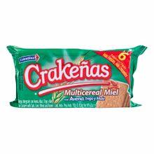 Galleta-Crakeñas-multicereal-miel-paquete-192g