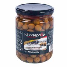 Aceitunas-Arbequinas-Sabor-Español-frasco-420g