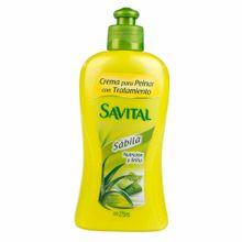 Crema-de-Peinar-Savital-botella-275ml