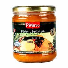 Mermelada-D-MARCO-Dietetica-de-piña-y-papaya-Frasco-470Gr