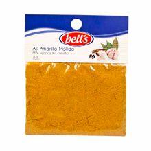 Condimento-BELL-S-Aji-amarillo-molido-Sobre-10Gr
