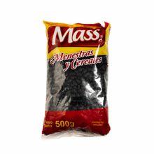 Frijol-MASS-Negro-Bolsa-500Gr
