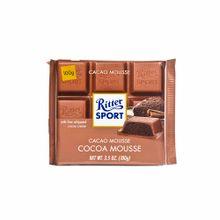 Chocolate-RITTER-SPORT-COCOA-MOUSE-Relleno-con-mouse-al-cacao-Bolsa-100Gr