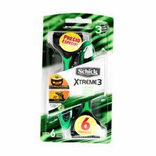 Maquina-de-afeitar-SCHICK-Xtreme-3-Paquete-6Un
