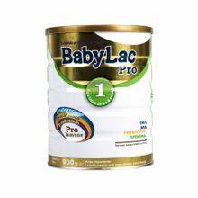 Formula-Lactea-BABYLAC-Pro1-Polvo-Lata-900Gr