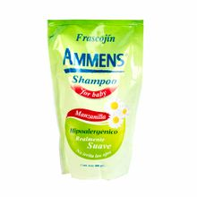 Shampoo-para-Bebe-AMMENS-For-baby-Doypack-400Ml