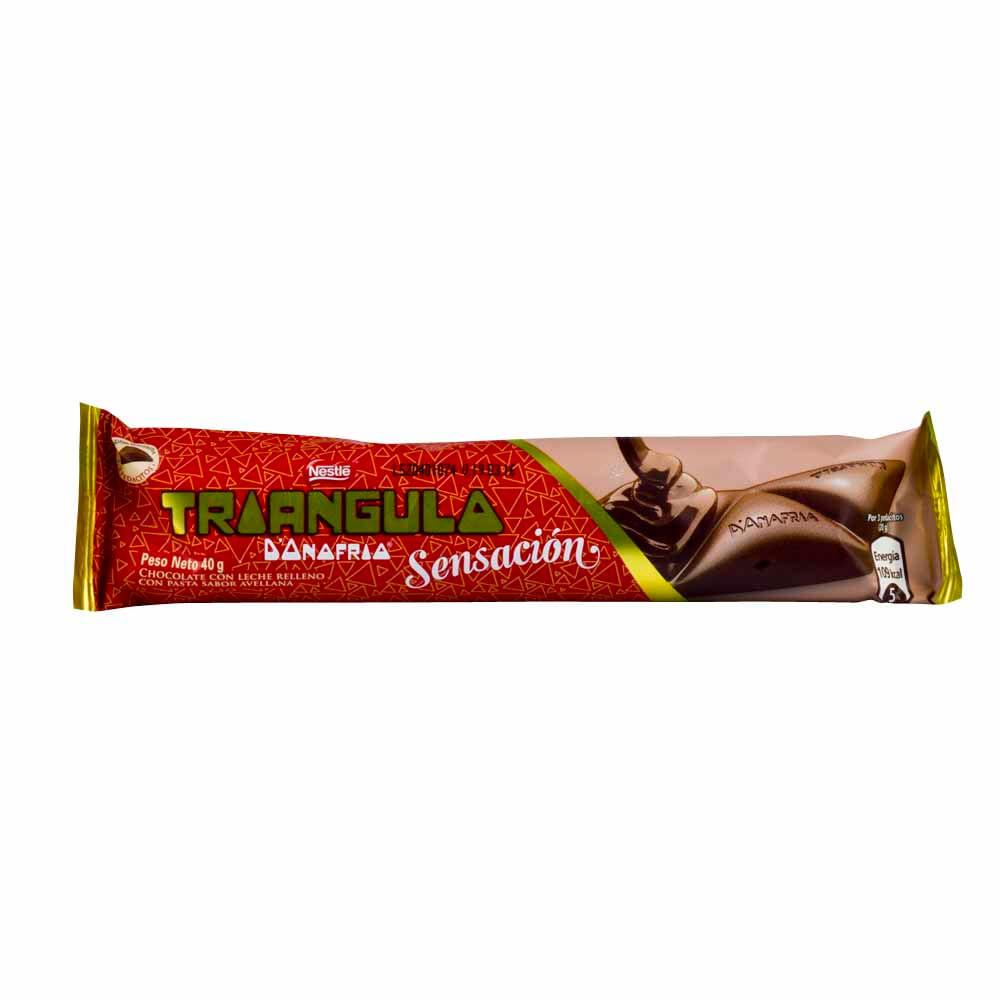 Triangulo Chocolate