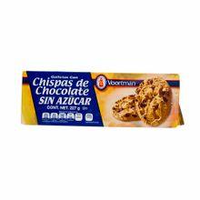 Galletas-VOORTMAN-CHISPAS-DE-CHOCOLATE-Sabor-a-fudge-Bolsa-227Gr