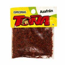 Azafran-TOÑA-Azafran-Sobre-5Gr