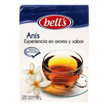 Infusiones-BELL'S-Anis-Caja-100Gr