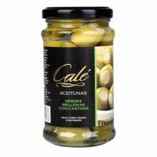 Aceitunas-verdes-en-Conserva-CALE-Rellenas-con-castañas-Frasco-240Gr