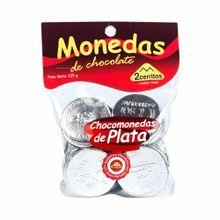 Chocolate-2-CERRITOS-CHOCO-MONEDAS-DE-PLATA-Bitter-Bolsa-125Gr