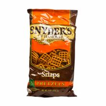 Piqueo-SNYDER-S-PRETZELS-Snaps-bajo-en-grasa-Bolsa-255.2Gr