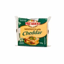 Queso-PRESIDENT-Cheddar-Paquete-200Gr