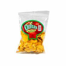 Piqueo-GELCE-Chifles-sabor-norteño-con-canchita-Bolsa-160Gr