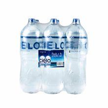 Agua-de-mesa-AJE-CIELO-Sin-gas-6-Pack-botella-2.5L