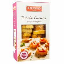 tostada-il-pastificio-crocantes-al-ajo-oregano-caja-100gr