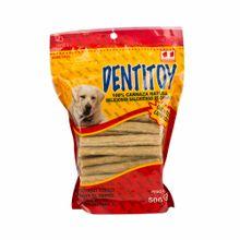 comida-para-perros-dentitoy-salchicha-de-carnaza-bolsa-500gr