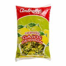 caramelos-gajos-de-limon-ambrosoli-duros-sabor-a-limon-bolsa-390gr