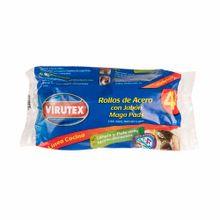 esponja-virutex-acero-con-jabon-paquete-4un