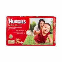 pañal-para-bebe-huggies-natural-care-paquete-48un