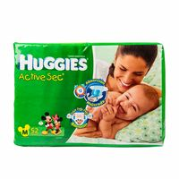 pañal-para-bebe-huggies-active-sec-paquete-52un