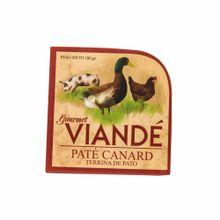 pate-viande-gourmet-canard-base-de-carne-de-pato-lata-100gr