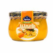 salsa-spitze-crema-aji-amarillo-frasco-200-gr