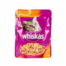 comida-para-gatos-whiskas-adulto-sabor-pollo-bolsa-85gr