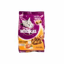 comida-para-gatos-whiskas-pollo-y-leche-bolsa-500gr