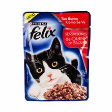 comida-para-gatos-felix-carne-en-salsa-bolsa-85gr