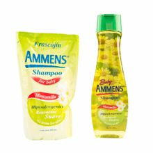 shampoo-para-bebe-ammens-manzana-frasco-400ml-doypack-400ml