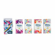 papel-facial-kleenex-pocket-portable-caja-4un