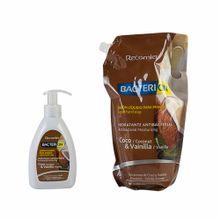 jabon-medicado-bacterion-liquido-vainilla-y-coco-1000ml-300ml-paquete-2un