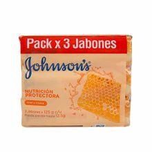 jabon-para-bebe-johnsons-baby-miel-y-linaza-bolsa-125gr-paquete-3un