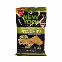 piqueo-nys-parmesan-garlic-pita-chips-bolsa-227gr