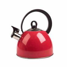 creativa-tetera-2-5lt-acero-inox-rojo