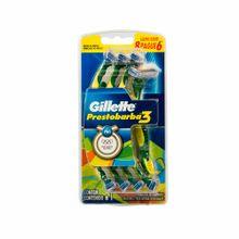 maquina-de-afeitar-gillete-mileno-paquete-8un