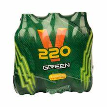 bebida-energizante-220v-green-botella-365ml-paquete-6un