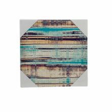 cuadro-creativa-aquamarine-rayas-30x30